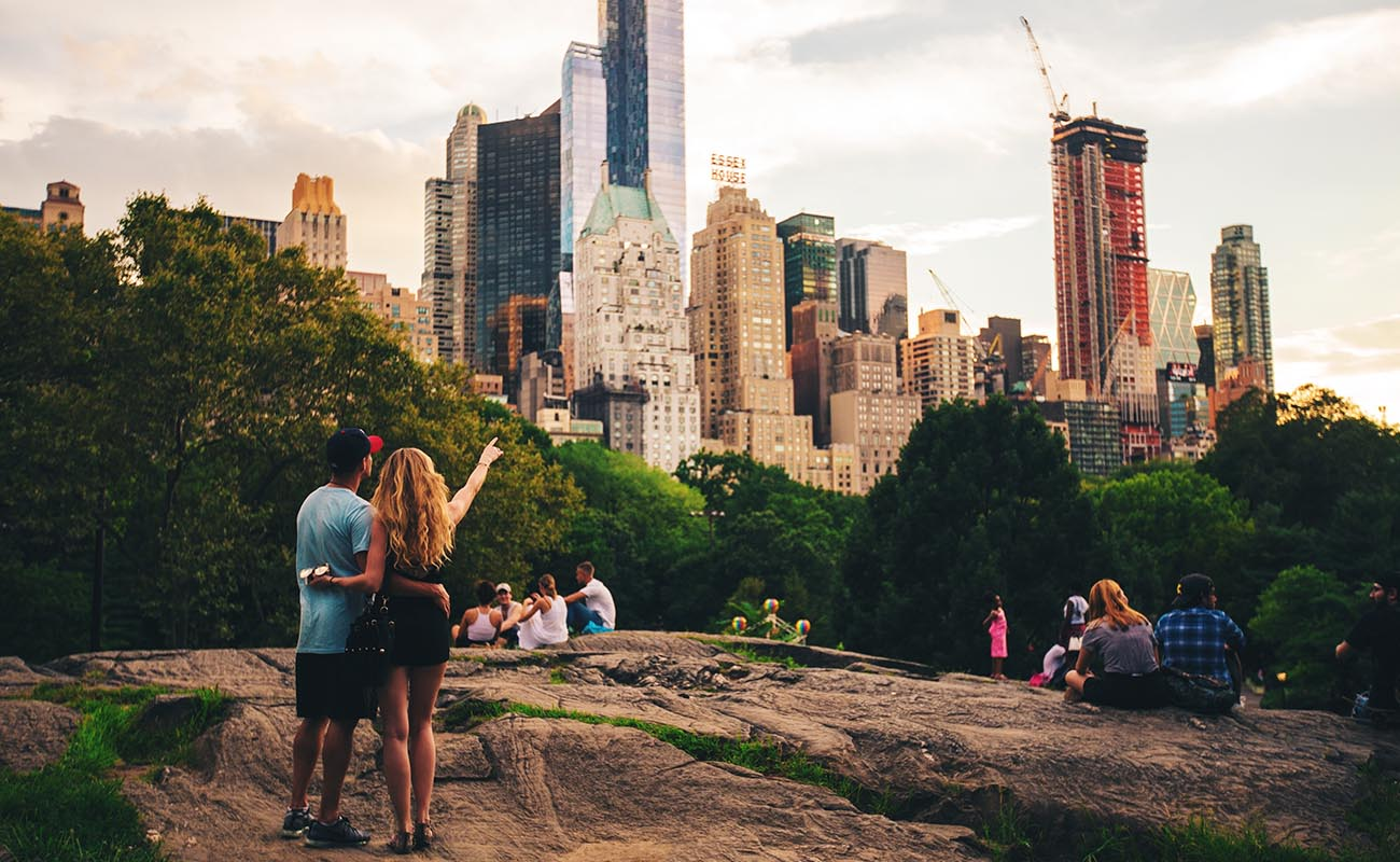 7 Best Parks in NYC