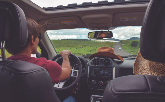 How to Survive A Road Trip with Kids and Their Grandparents